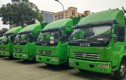 王磊成立的车队全队都开的是东风多利卡车,供应东风多利卡驾驶室