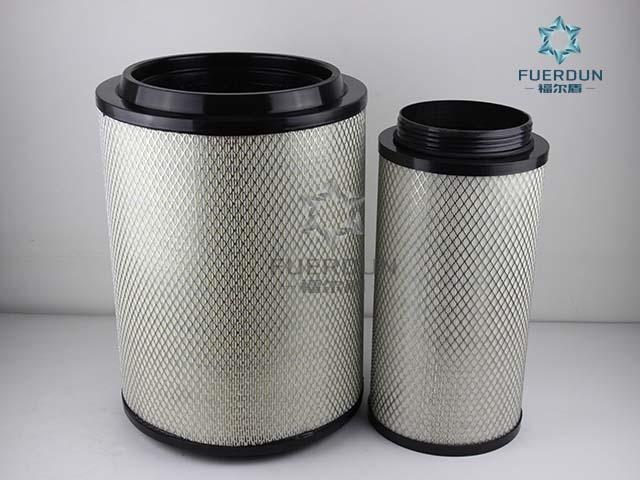 KW3544 PU 1109060-Q851 1109070-Q851 一汽解放空气滤清器