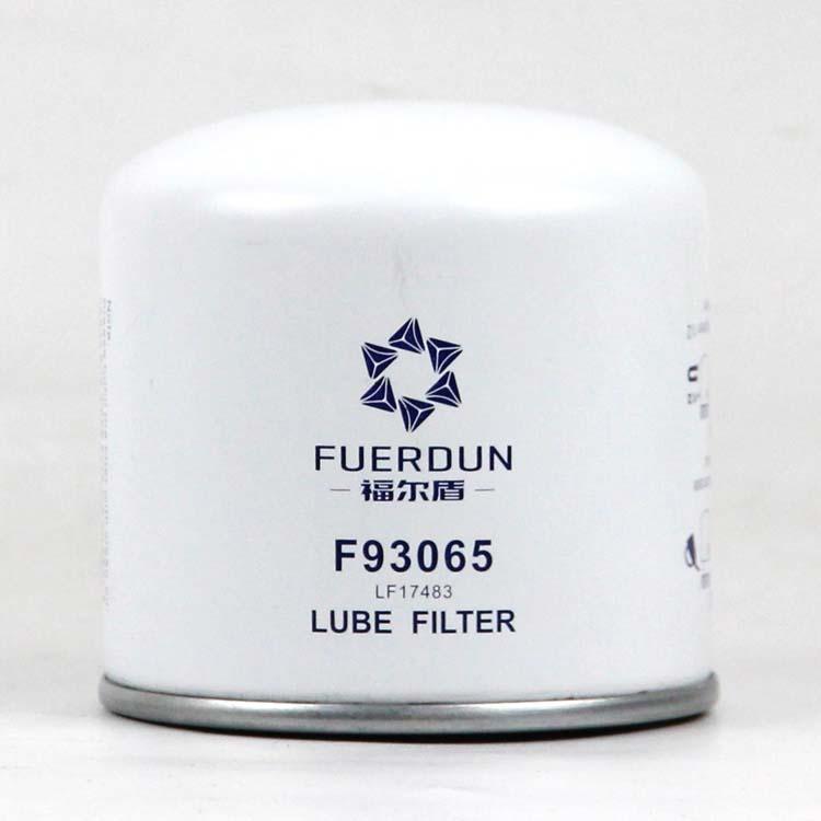 康明斯机油滤清器 F93065,LF17483