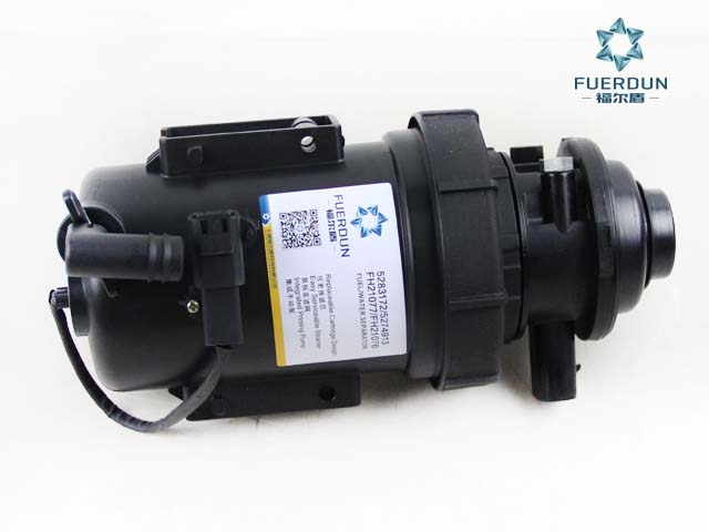 FF21076 FH210766 福田油水分离器总成