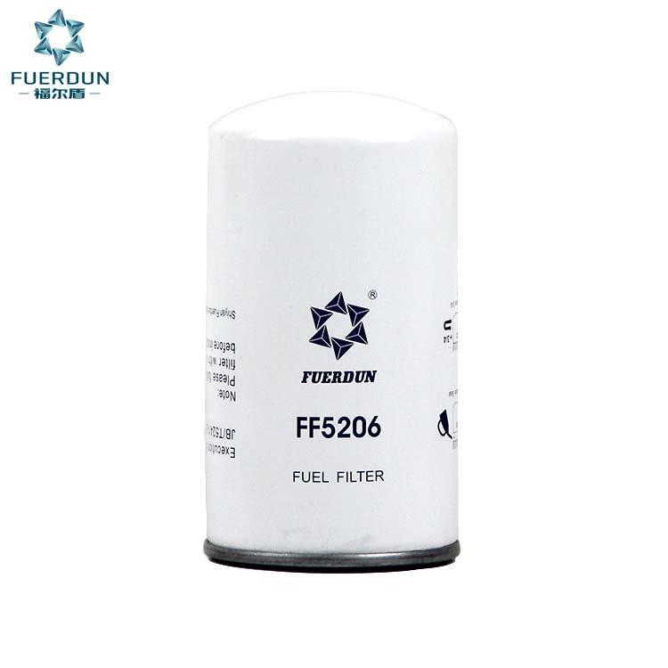 康明斯燃油滤清器 FF5206,P550060,TP916D,25014342,BF5810,23518482