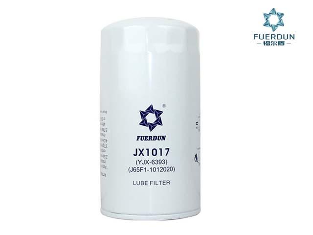 JX1017 玉柴机油滤清器