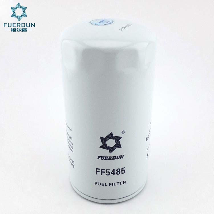康明斯燃油滤清器 FF5485,P550881,4897833,2992241,1399760,H18WK05,KC188,WK950/21,33654,BF7813