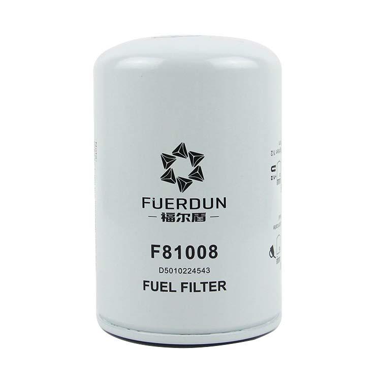 康明斯燃油滤清器 F81008,D5010224543