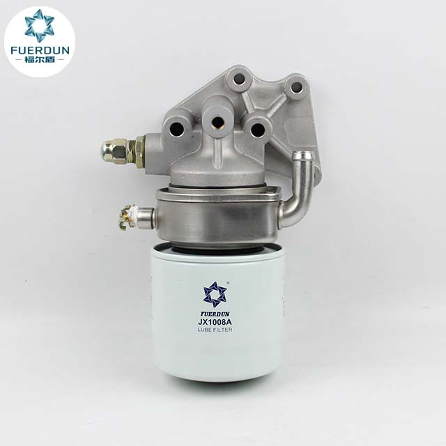 JX1008A 玉柴机油滤清器总成