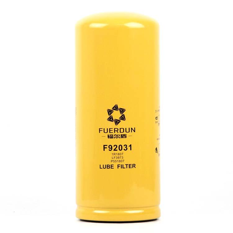 康明斯机油滤清器 F92031,LF3973,1R1807,P551807