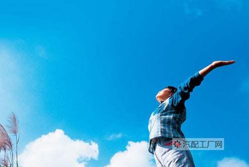 呼吸大自然清新空气图片