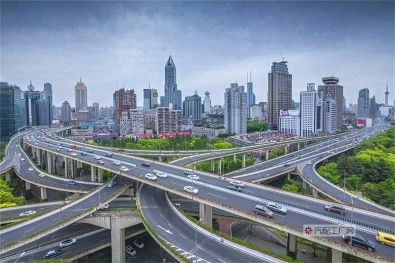 上海市高架桥
