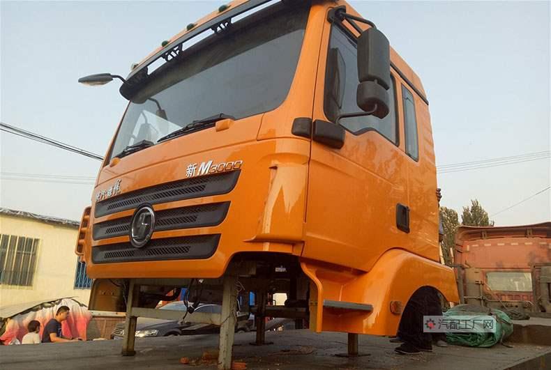 陕汽德龙新M3000驾驶室