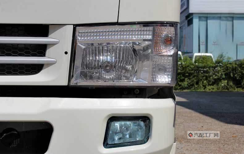 东风凯普特E280分体式大灯