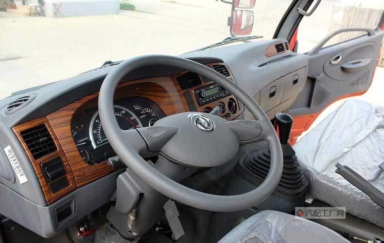 东风凯普特E280仪表盘桃木颜色