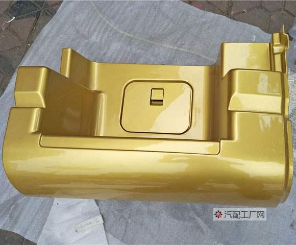 东风天龙旗舰驾驶室配件踏板护罩